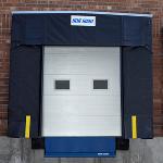 Blue Giant Equipment Corporation - HingeMaster™ Full Access Dock Shelter