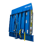 Blue Giant Equipment Corporation - Vertical Storing - VL Dock Leveler
