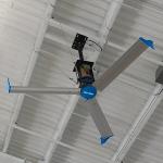 Blue Giant Equipment Corporation - Falcon III HVLS Fans