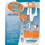 Plumberex Specialty Products, Inc. - Trap-Gear™ Soft ADA Under-Lav Piping Insulators