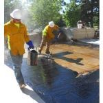 W.R. Meadows - HRM 714 - Hot-Applied Rubberized Asphalt Membrane
