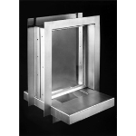 Nissen & Company, Inc. - Bullet Resistant and Cashier Windows - Nissen Night Registration Window
