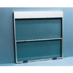 Nissen & Company, Inc. - Sliding Service Windows - Series C, CS and D with Sash Balances