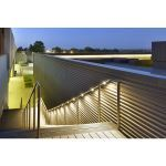 Hollaender® Mfg. Co. - Interna-Light™ AL Aluminum Illuminated Railing