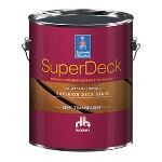 Sherwin-Williams Company - SuperDeck Exterior Oil-Based Semi-Transparent Stain