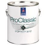 Sherwin-Williams Company - ProClassic Alkyd Interior Enamel - Architects Specifiers Designers