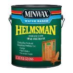 Sherwin-Williams Company - Minwax Water Based Helmsman Indoor/Outdoor Spar Urethane