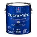 Sherwin-Williams Company - SuperPaint Interior Latex with Sanitizing Technology