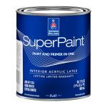 Sherwin-Williams Company - SuperPaint Interior Acrylic Latex