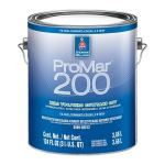 Sherwin-Williams Company - ProMar 200 Zero VOC Interior Latex
