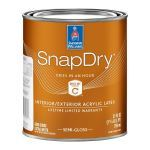 Sherwin-Williams Company - SnapDry Door & Trim Paint