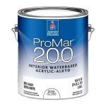 Sherwin-Williams Company - ProMar 200 Interior Waterbased Acrylic-Alkyd