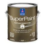 Sherwin-Williams Company - SuperPaint Exterior Acrylic Latex