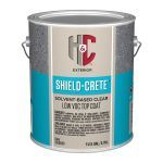 Sherwin-Williams Company - H&C Shield-Crete Low VOC Solvent-Based Clear Topcoat