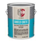 Sherwin-Williams Company - H&C Shield-Crete Solvent-Based Clear Top Coat