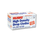 The Sherwin-Williams Company - Husky .31 Mil High Density Perforated Drop Cloth