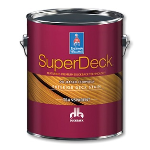 The Sherwin-Williams Company - SuperDeck Exterior Oil-Based Transparent Stain