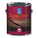 The Sherwin-Williams Company - SuperDeck Exterior Waterborne Solid Color Deck Stain