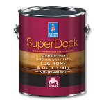 The Sherwin-Williams Company - SuperDeck Log Home & Deck Stain