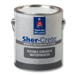 The Sherwin-Williams Company - Sher-Crete Flexible Waterproofer Textured