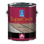 The Sherwin-Williams Company - SuperDeck Exterior Deck & Dock Coating