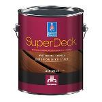 The Sherwin-Williams Company - SuperDeck Exterior Waterborne Semi-Solid Color Stain