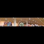 "ROCKFON - Rockfon CubeGrid™ Open Plenum 15/16"" Ceiling System"