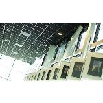 Rockfon - Rockfon® Industrial™ Black Acoustical Ceiling Tiles