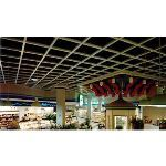 Rockfon - Rockfon® Beamgrid® Open Plenum Ceiling System