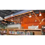 """ROCKFON - Rockfon® Cubegrid® Open Plenum 15/16"""" Ceiling"""