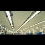 ROCKFON - Intaline™ V-Base Metal Baffle Ceilings