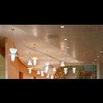ROCKFON - Planostile™ Snap-in Concealed Metal Panel Ceiling