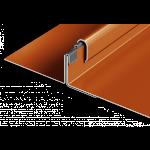 Petersen Aluminum Corporation - High Snap-On Standing Seam Panel