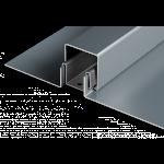 Petersen Aluminum Corporation - Snap-On Batten Panel