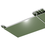 Petersen Aluminum Corporation - Flush/Reveal Soffit