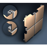 Petersen Aluminum Corporation - Composite Wall Panels