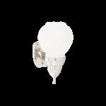Seachrome Corporation - Wall-Mounted Liquid Soap Dispenser with Plastic Globe