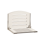 Seachrome Corporation - Silhouette Arch High Back Shower Seat
