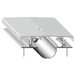 Balco, Inc -  9W Surface Mounted Wall & Roof Series - surface mounted wall roof