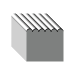 Balco, Inc - BCSW Pre-Compressed Wall Seals - pre compressed seal