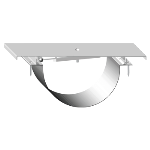 Balco, Inc - 9W Surface Mounted Wall & Roof Series - 9W-5-10 Wall to Wall