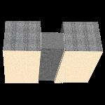 Balco, Inc - BVSW Pre-Compressed Wall Seals - BVSW-375