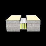 Balco, Inc - MetaBlock® 2 Hour Floor Fire Barrier - MBF2H0350-50%