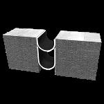 Balco, Inc - MetaMat™ 2 Hour Floor Fire Barrier - MF2H-6-50% Floor to Floor