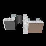 Balco, Inc - MetaMat™ 2 Hour Wall Fire Barrier - MCW2H-4-100% Wall to Corner