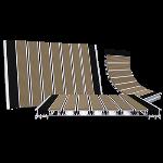 Balco, Inc - FGLP Low Profile with Vinyl Tread - FGLP-V-APAN