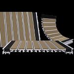 Balco, Inc - FGLP Low Profile with Vinyl Tread - FGLP-V-MOD