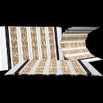 Balco, Inc - FM2S Surface Roll-Up with Carpet Tread - FM2S-C-TAF