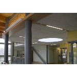 Tectum Inc. - Full-Span and Concealed Corridor Ceiling Panels
