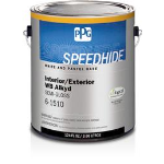 PPG PAINTS™ - SPEEDHIDE® Interior/Exterior WB Alkyd Semi-Gloss Paint